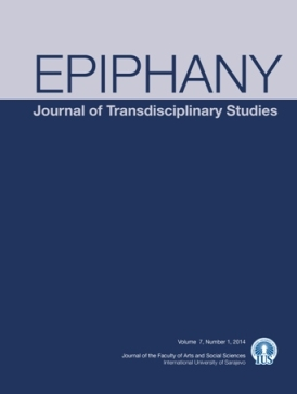 Epiphany. Journal of Transdisciplinary Studies