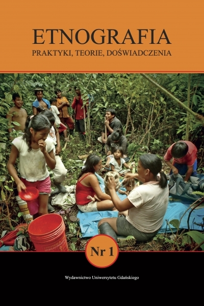 Ethnography. Practices, Theories, Experiences Cover Image