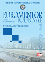 Euromentor Journal  - Studies about education Cover Image