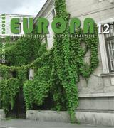 Europe - Journal for Literature, Art, Culture and Transition Cover Image