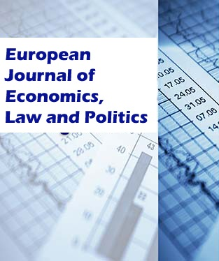 European Journal of Economics, Law and Politics Cover Image