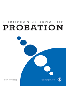 European Journal of Probation Cover Image