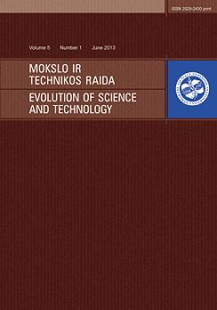 Evolution of Science and Technology Cover Image