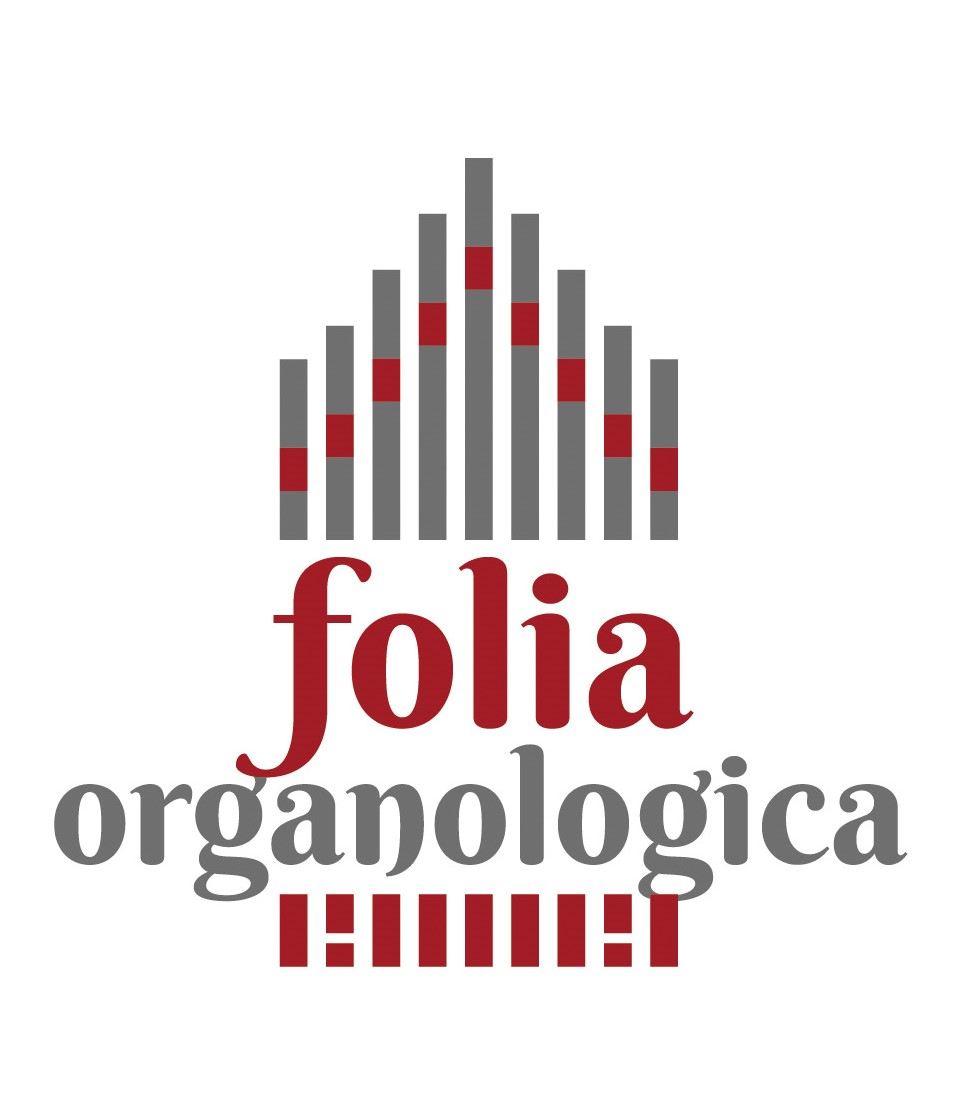Folia Organologica. International yearbook of organ and organ music Cover Image