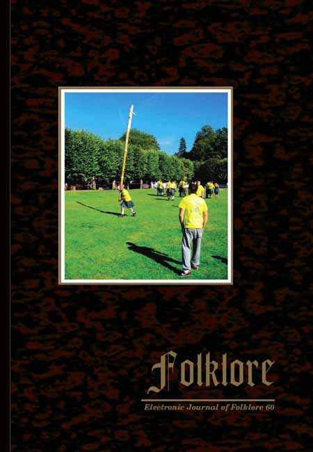 Folklore: Electronic Journal of Folklore