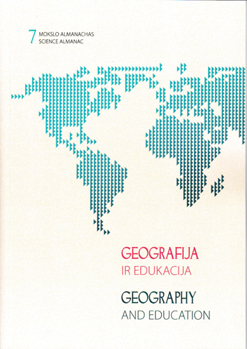 Geography and Education: Science Almanac Cover Image