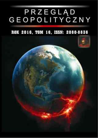 Geopolitical Review Cover Image