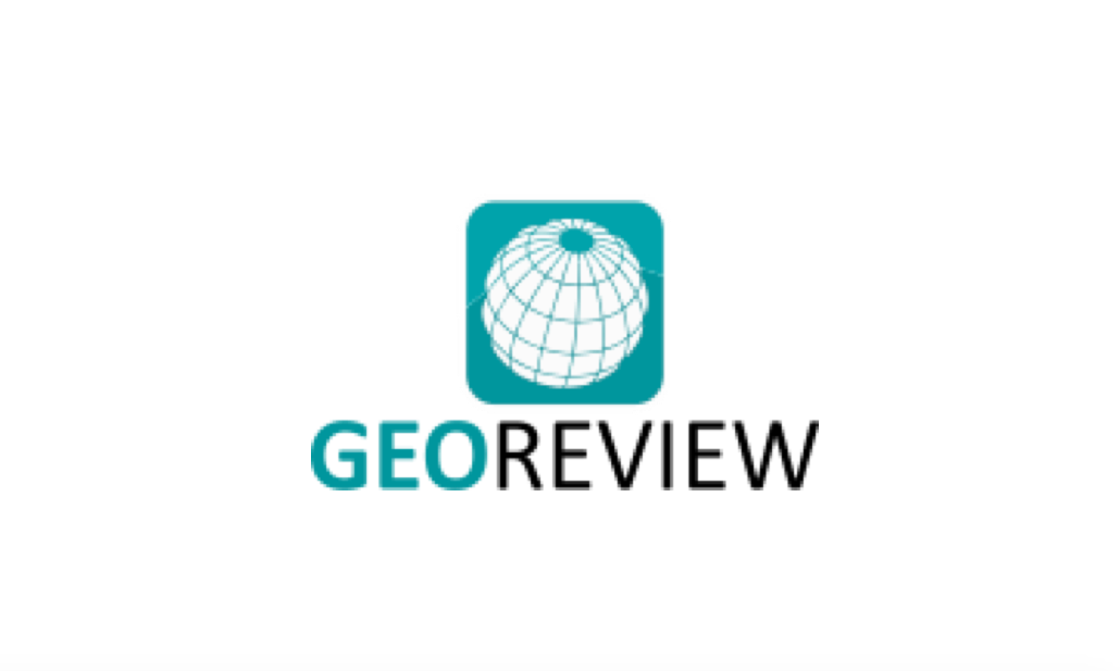 GEOREVIEW Cover Image