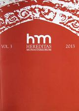 Hereditas Monasteriorum Cover Image