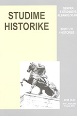 Historical Studies Cover Image