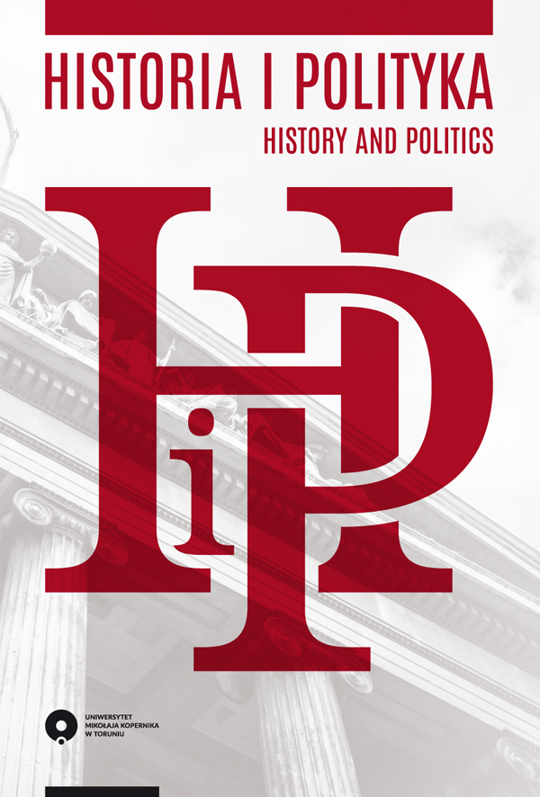History and Politics Cover Image