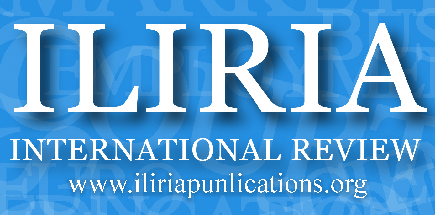 ILIRIA International Review