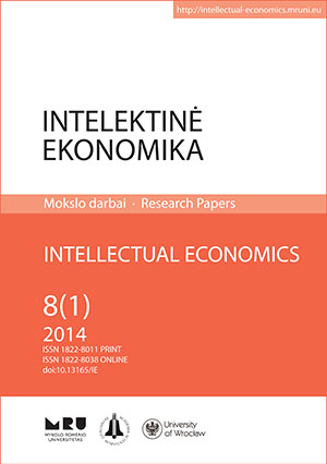 Intellectual Economics Cover Image