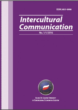 Intercultural Communication Cover Image