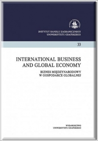 International Business and Global Economy Cover Image