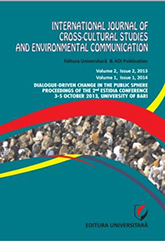 International Journal of Cross-Cultural Studies and Environmental Communication Cover Image