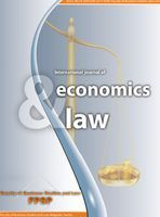 International Journal of Economics & Law Cover Image