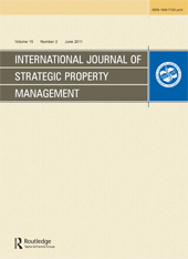 International Journal of Strategic Property Management