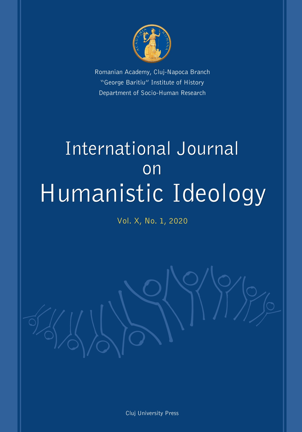 International Journal on Humanistic Ideology Cover Image