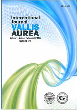 International Journal Vallis Aurea
