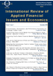 International Review of Applied Financial Issues and Economics