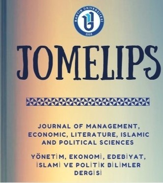 JOMELIPS-Journal of Management Economics Literature Islamic and Political Sciences