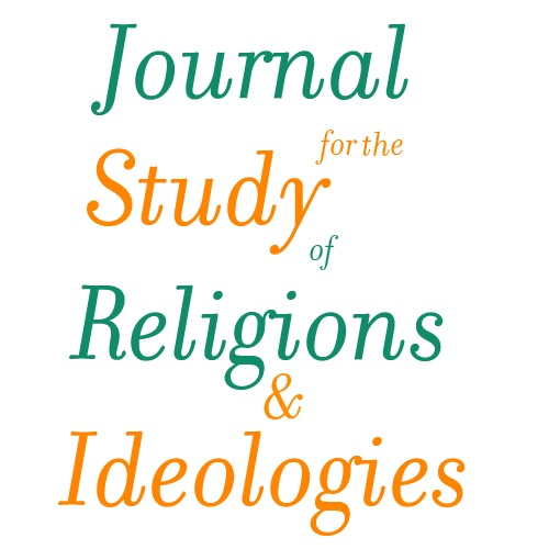 Journal for the Study of Religions and Ideologies