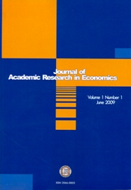 Journal of Academic Research in Economics (JARE)