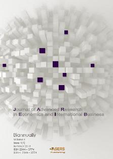 Journal of Advanced Research in Economics and International Business