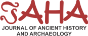 Journal of Ancient History and Archaeology Cover Image