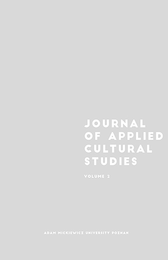 Journal of Applied Cultural Studies
