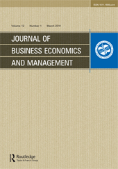 Journal of Business Economics and Management