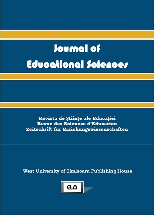 Journal of Educational Sciences Cover Image