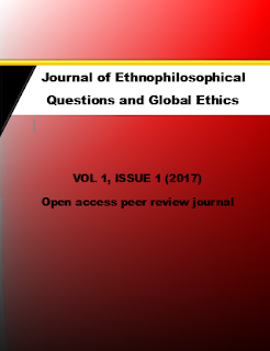 Journal of Ethnophilosophical Questions and Global Ethics Cover Image