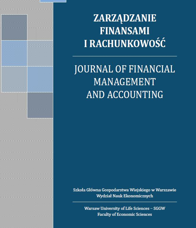 Journal of Financial Management and Accounting Cover Image