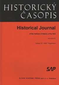 Journal of History Cover Image