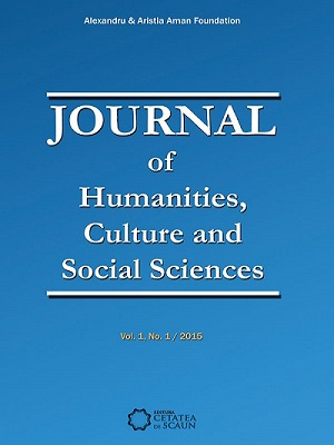 Journal of Humanities, Culture and Social Sciences Cover Image