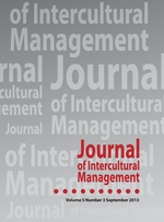Journal of Intercultural Management Cover Image
