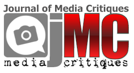 Journal of Media Critiques Cover Image