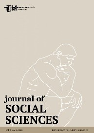 Journal of Social Sciences Cover Image
