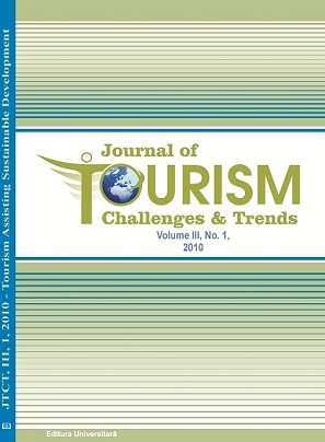 Journal of Tourism Challenges and Trends