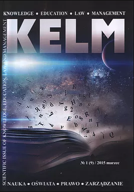 KELM (Knowledge, Education, Law, and Management)