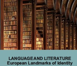 LANGUAGE AND LITERATURE – EUROPEAN LANDMARKS OF IDENTITY Cover Image