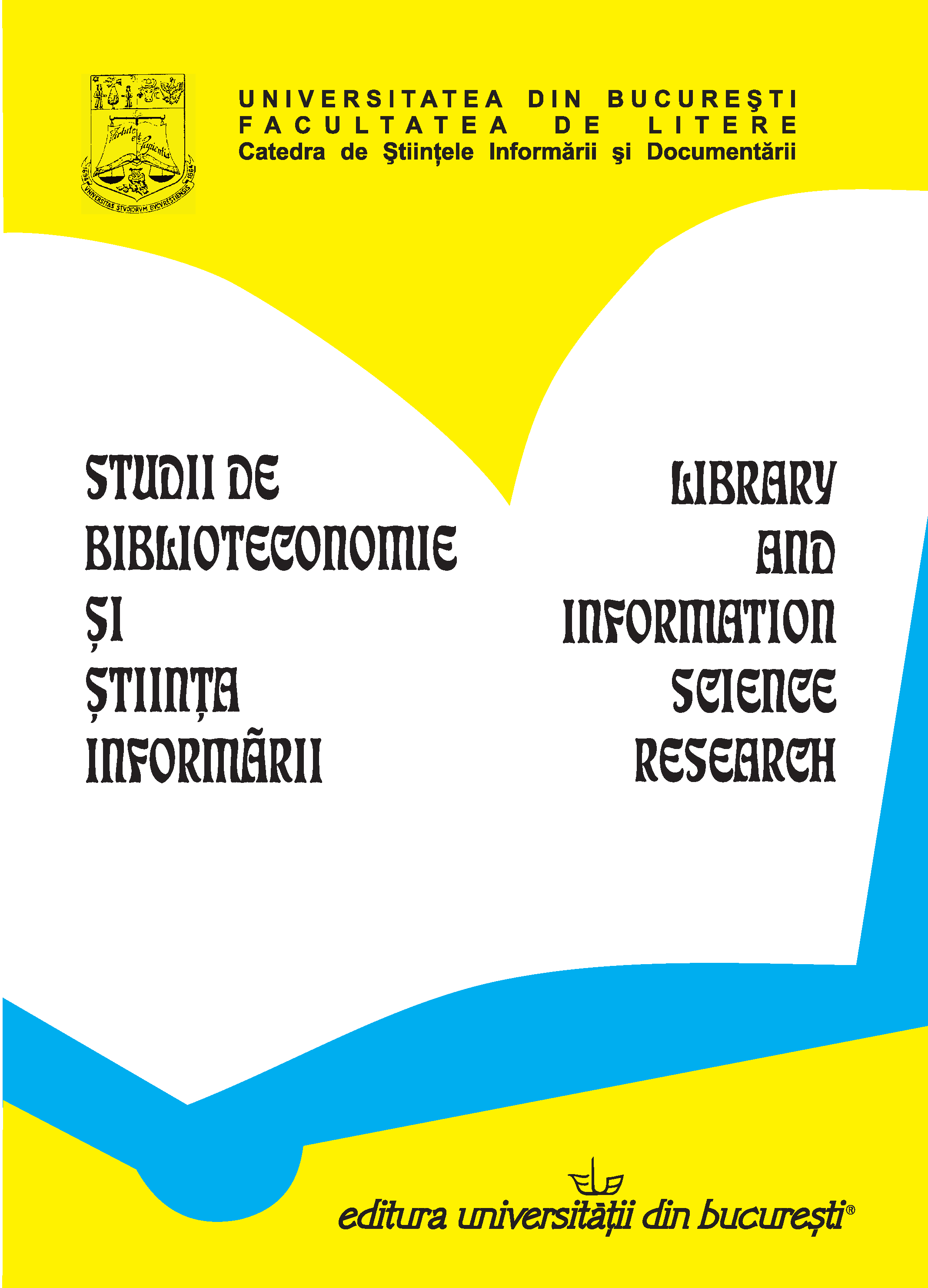 Library and Information Science Research Cover Image