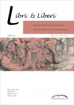 Libri & Liberi: Journal of Research on Children's Literature and Culture Cover Image