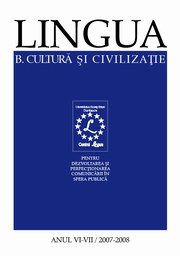 Lingua B. Culture and Civilization Cover Image