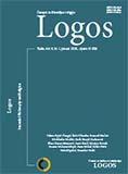 Logos – Journal of Philosophy and Religion Cover Image