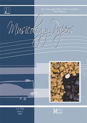Musicology Papers Cover Image