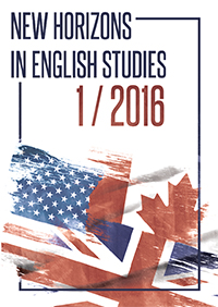 New Horizons in English Studies Cover Image