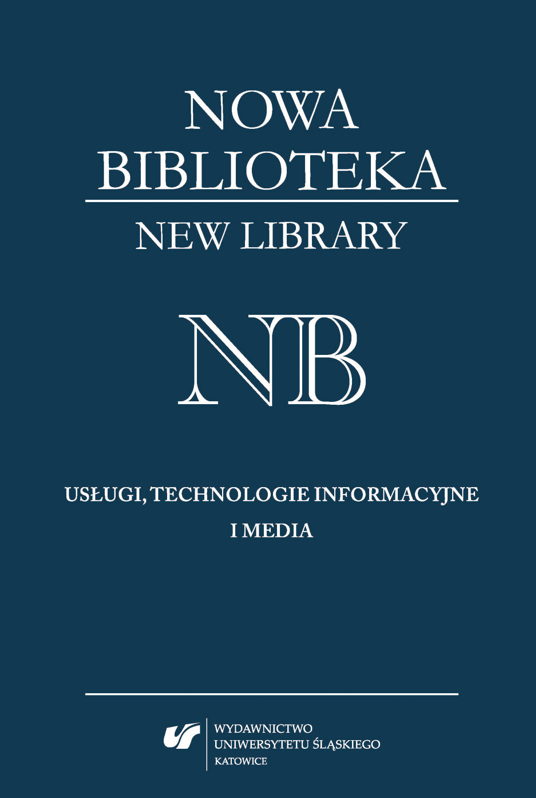 New Library Cover Image